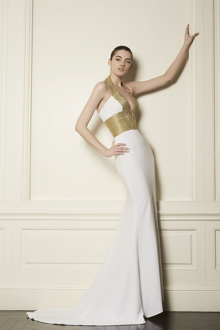 Just Say iDo! Discover the Bridal Collection: http://www.celiakritharioti.gr/bridal/