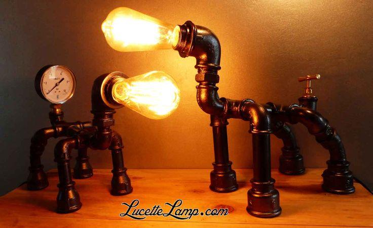 19 best Lampe industrielle métal images on Pinterest