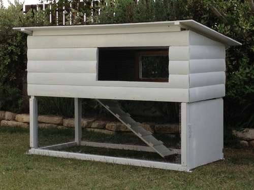 51 Best Images About Cool Rabbit Cages On Pinterest