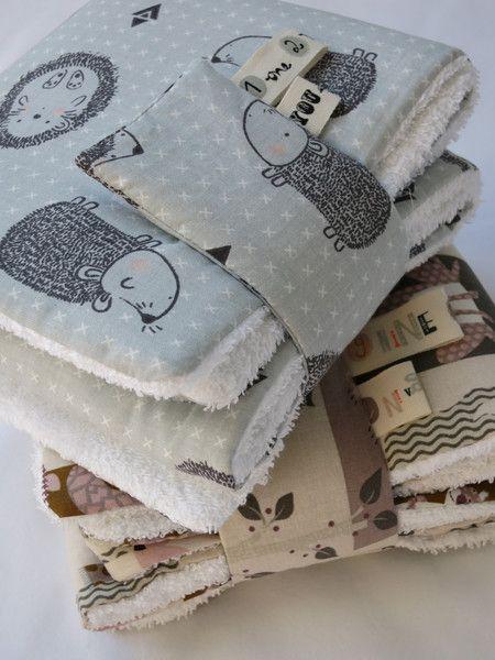 Wickelunterlagen - Easy Wickelunterlage für unterwegs - ein Designerstück von Fraeulein-Gretchen bei DaWanda