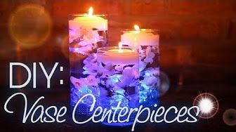 (10) diy centerpieces for quinceaneras - YouTube