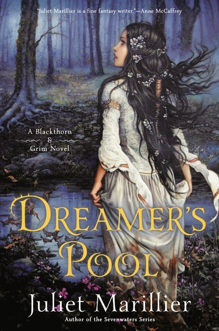 (27) Dreamer's Pool by Juliet Marillier Reviewed on Old Bat's Belfry: http://oldbatsbelfry.blogspot.com/2014/11/dreamers-pool-by-juliet-marillier-fantasy-book-review-blackthorn-grim.html | Irish folklore, reluctant heroes, smooth storytelling and a satisfying ending made this book one of the best I've read this year.