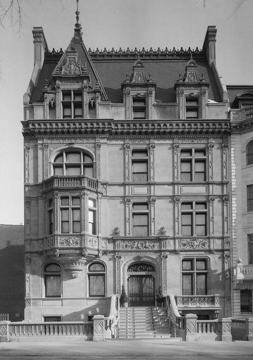 688 best casas victorianas images on pinterest for Old new york mansions