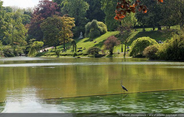 Parc-montsouris Paris © Bruno Monginoux - Flickr Creative Commons