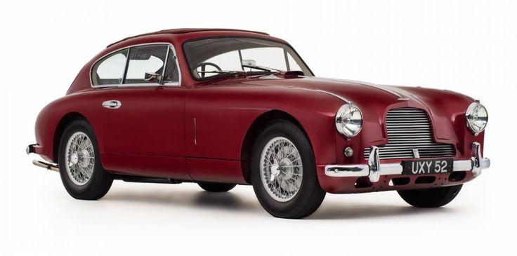 1953 Aston Martin DB2/4 Mark I Saloon