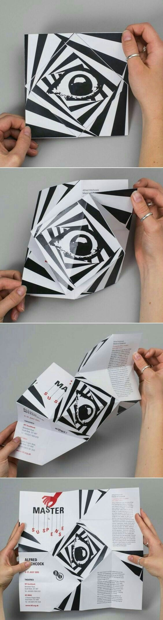 creative folding method