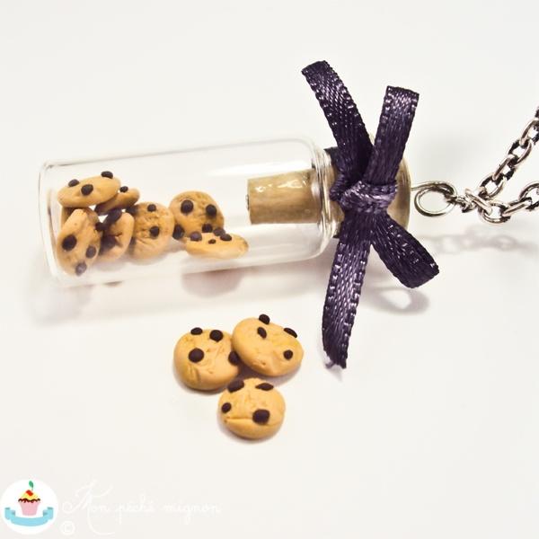 Cookies en fiole
