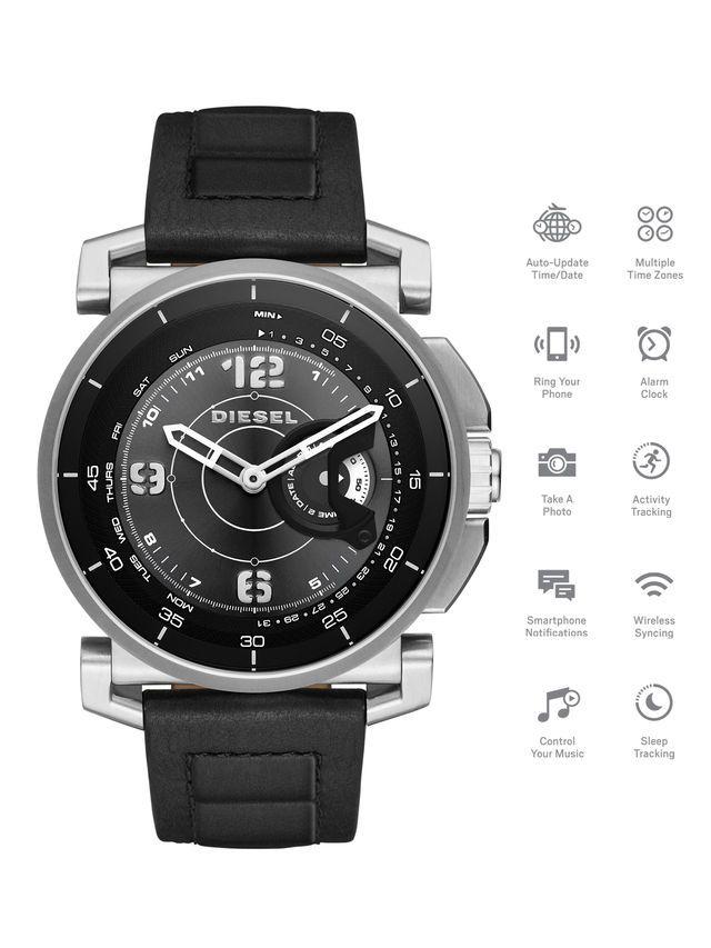 59121b67c5f76 Disel DT1000 smartwatch