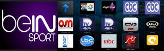 France Arab Ex-Yu Tf1 beIN Arena Channels m3u