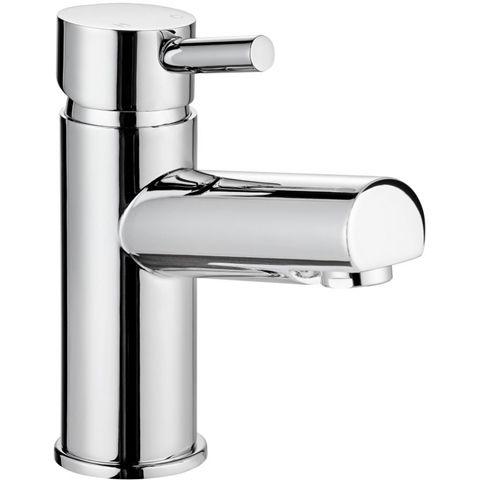 round mixer tap
