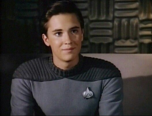 Hot young Wil Wheaton