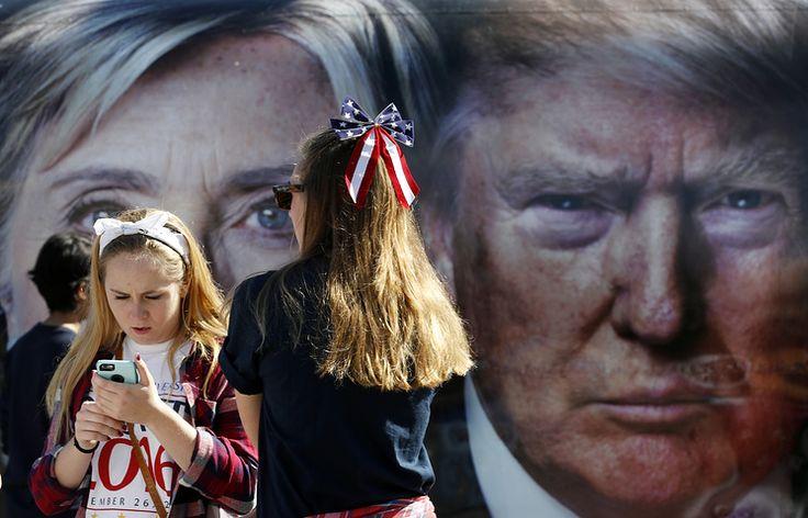 ТАСС: Международная панорама - Выборы в США. Онлайн