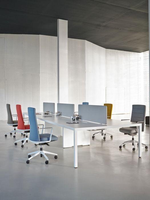 Prisma Desk Office Furniture Actiu