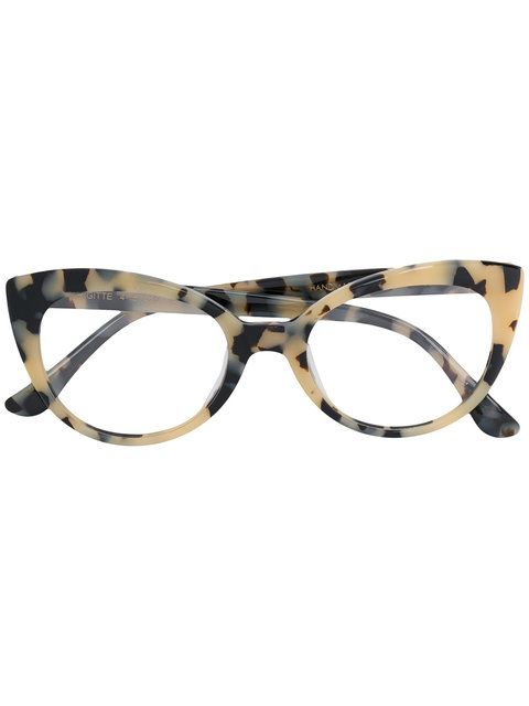 cae0a907627a KYME Brigitte cat eye glasses.  kyme