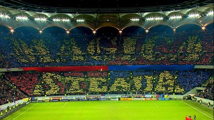 Steaua - Chelsea în poze