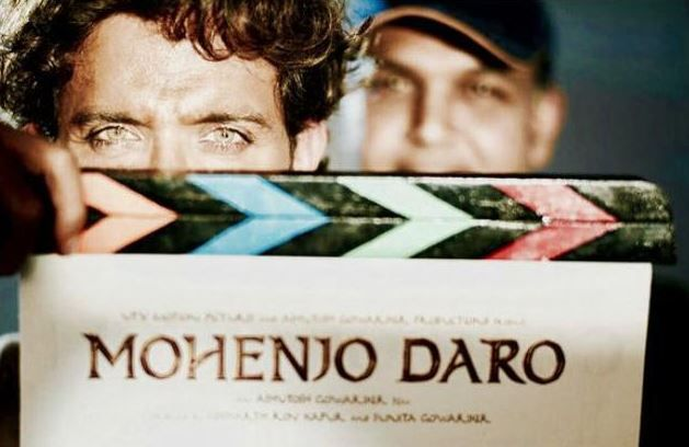 After the impressive motion poster, the makers of 'Mohenjo Daro' have now unveiled the first official poster of the film featuring none
