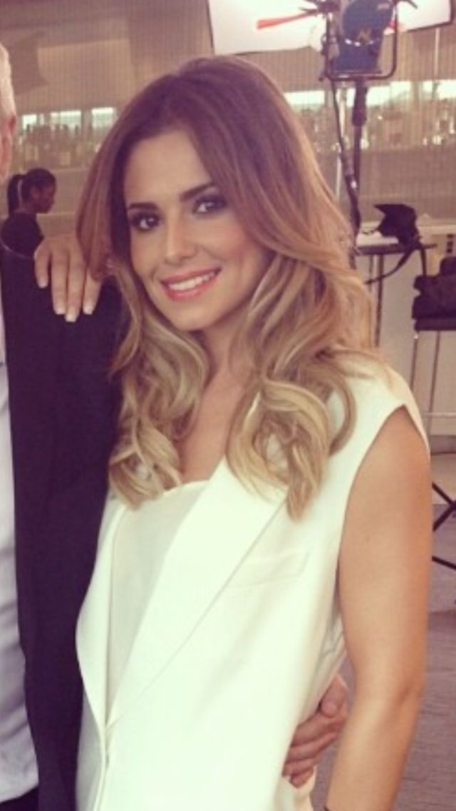 Love Cheryl Coles new hair color. Ombre.. Hair. Waves. http://www.modelsdirect.com/job-board/