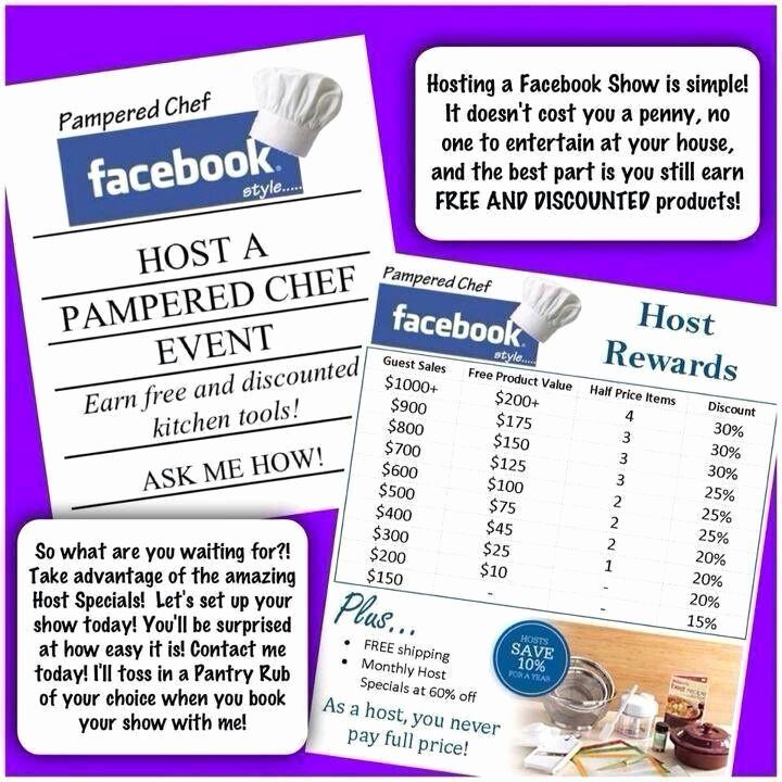 Pampered Chef Party Invitation in 2020 (With images