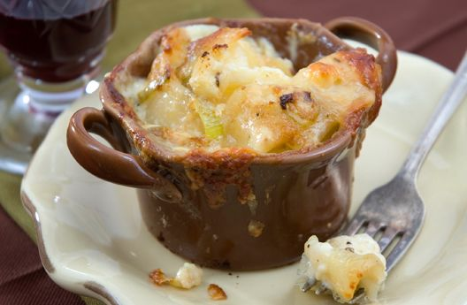 Potato & Cauliflower Gratin | Recipes & Tips | Mezzetta.com | Don't Forgetta Mezzetta