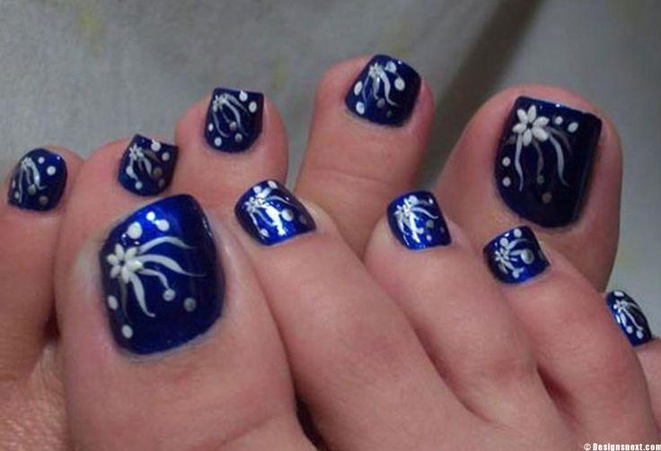 Beautiful Toe Nail Designs