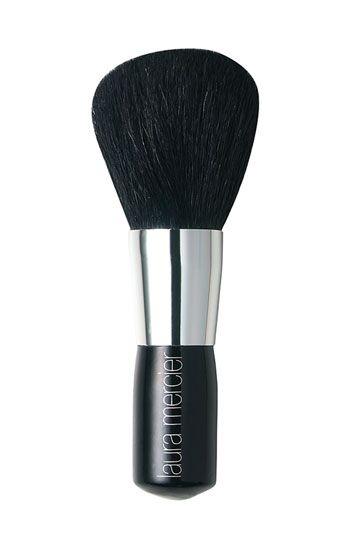 This Laura Mercier Bronzer Brush makes applying your bronzer foolproof!