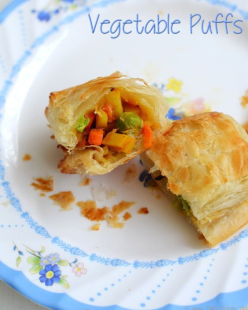 veg-puffs by Raks anand, via Flickr