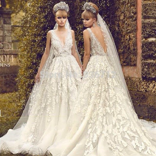 Different Wedding Dresses Ideas : Unique vintage wedding dress yp