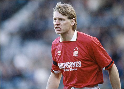 Nottingham Forest, 1989 Stuart Pearce Psycho - true Forest hero