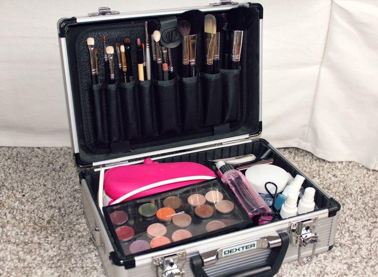 BeTrendy: Mi nuevo maletín de maquillaje