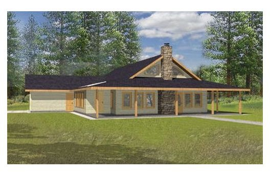 Small pole barn homes joy studio design gallery best for Barn house plans with porches