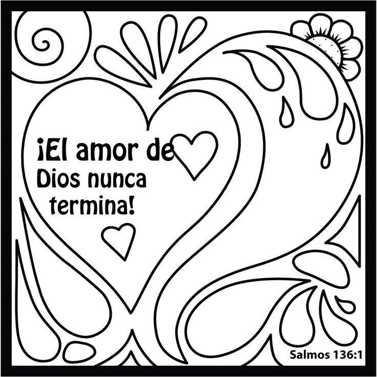 20 best Spanish Bible Coloring Pages images on Pinterest | Bible ...