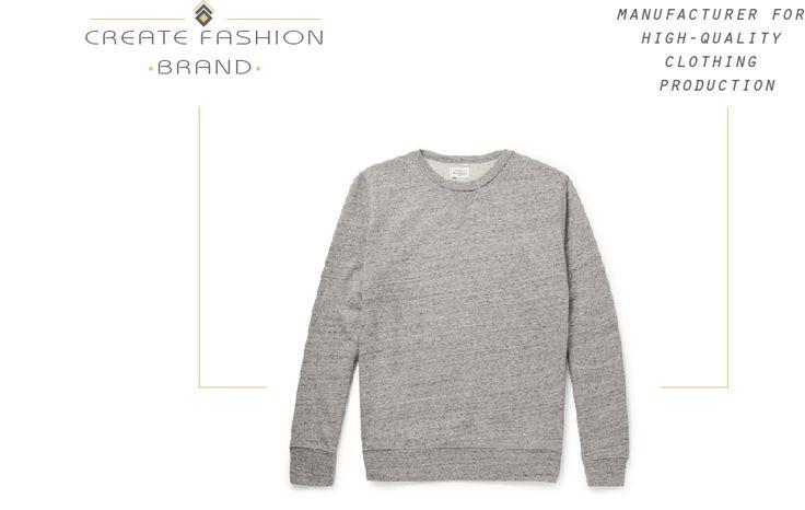 fashion men ss17 luxury manufacturer sweatshirts