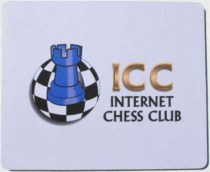 Mouse Pad - Merchandise - Play Free Chess Online - Internet Chess Club