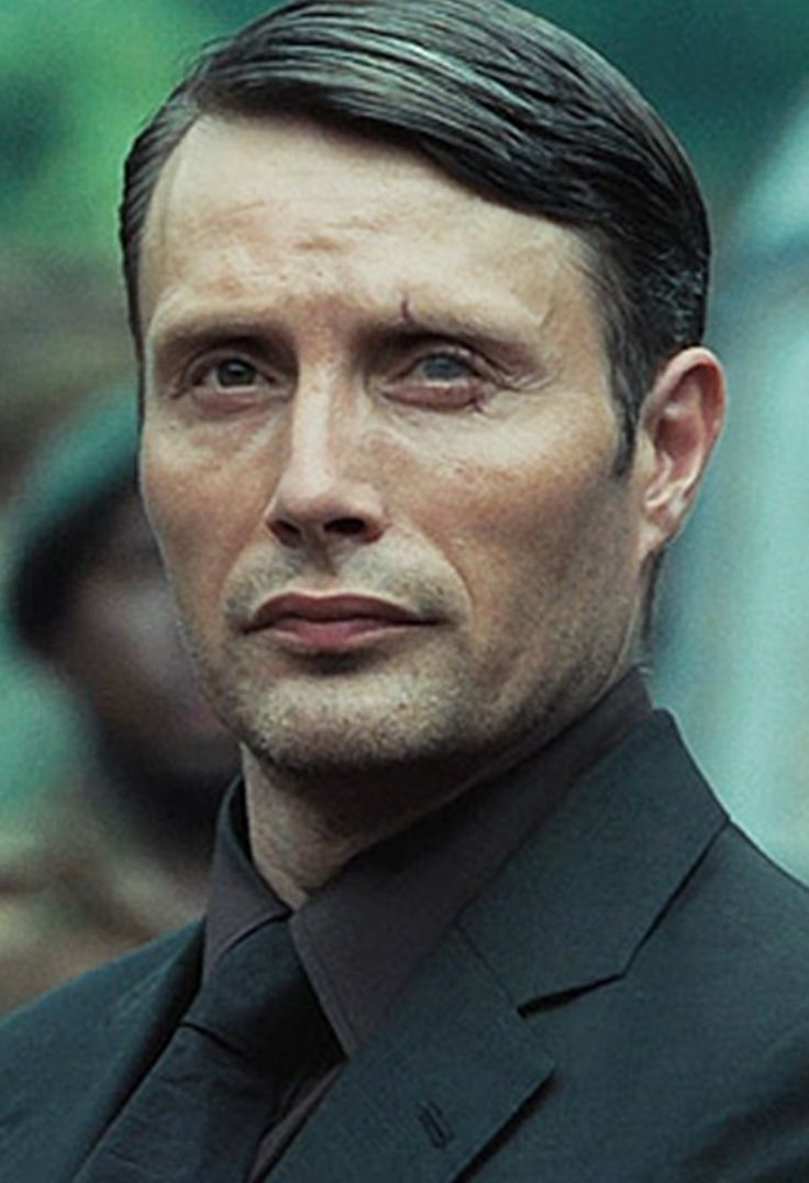 Mads Mikkelsen in Casino Royale -- I first fell in love with Le Chiffre <3 The beginning of my Mads Madness