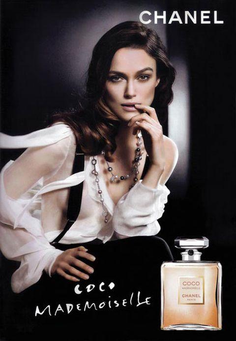 Elegante, distinguida: Eres sutil, glamorosa y sofisticada. Tu carácter conservador no busca riesgos, por lo tanto elige dentro de los perfumes clásicos. Sugerencias: Chanel No. 5 de Chanel, Coco Mademoiselle de Chanel.