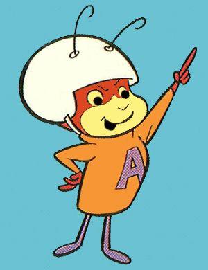 Amazon.com: Atom Ant: The Complete Series: Howard Morris ...