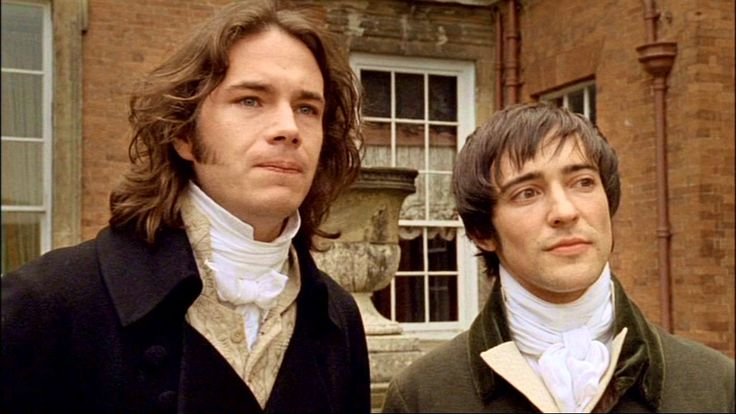 Mansfield Park 2007  James D'arcy was excellent.