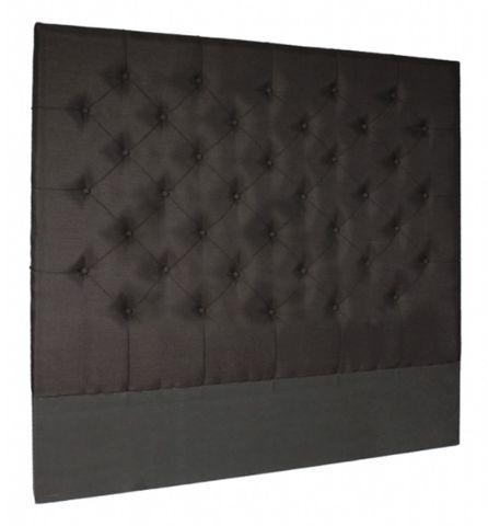 Richmond Headboard - Queen Black - Complete Pad ®