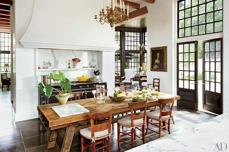 A Louisiana Home Channels Cape Dutch Style | Architectural Digest