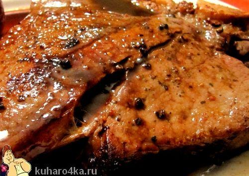 Скажу, что по этому рецепту можно приготовить абсолютно любое мясо.  Причём буквально за 5 минут.  Мясо получается очень вкусным и сочным! сочности такого мяса в его мариновании. Как быстро приготов…