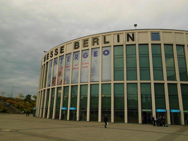 Intergeo 2014 in der Messe Berlin