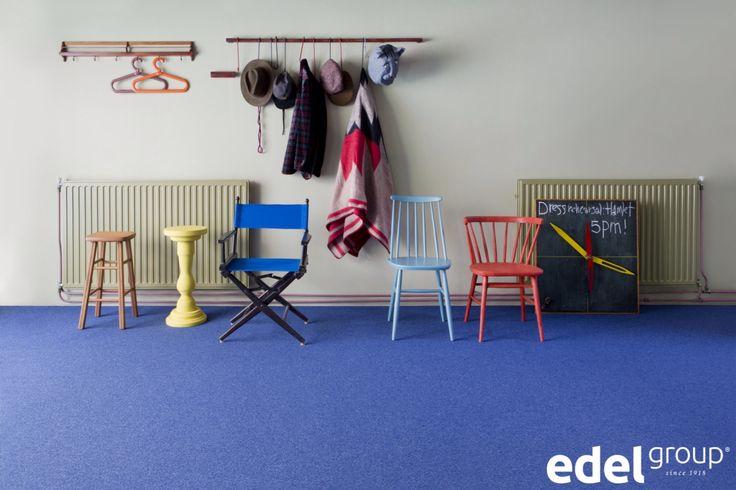 Tapijt zorgt voor een goede akoestiek   carpet is the best option on the floor to ensure good acoustics (carpet: Helsinki)