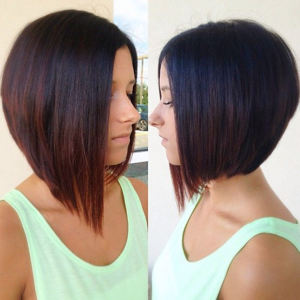 18 Super-Hot Stacked Bob Haircuts: Short Hairstyles for Women 2016