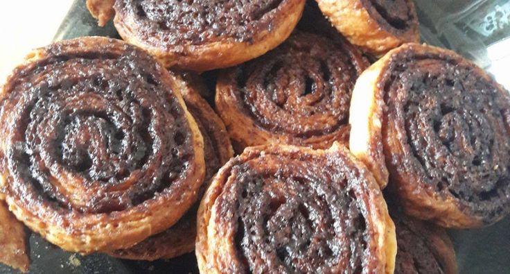 Kakaós csiga | APRÓSÉF.HU - receptek képekkel