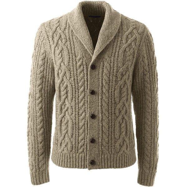 Men'S Knit Sweater 69