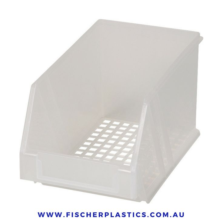 Did you know that we have storage solutions for medical facilities? Fischer Plastics storage containers, such as our Mesh-Pak range, are made from chemical resistant Polypropylene Hospital (Food) grade material and due to their smart design Mesh-Pak Bins don't collect dust, making it a sterile stock storage solution.