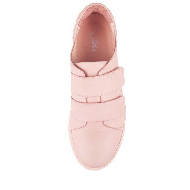 Wittner Benz Sneaker Pink Leather