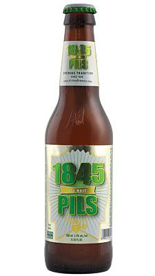 """The heritage and tradition of hand-crafting the worlds finest beers dates back to 1845 at the Minhas Craft Brewery.  This pilsner is  named in recognition of our 165 year history.  The """"all-malt"""" pilsner remains true to its name using only 100% 2 row brewers pale malts following the old world European traditions of brewing.  A perfect balance of flavors is achieved by procuring the exact blend of malt and hops and fermenting the brew with our proprietary yeast. A truly classic old-world…"""