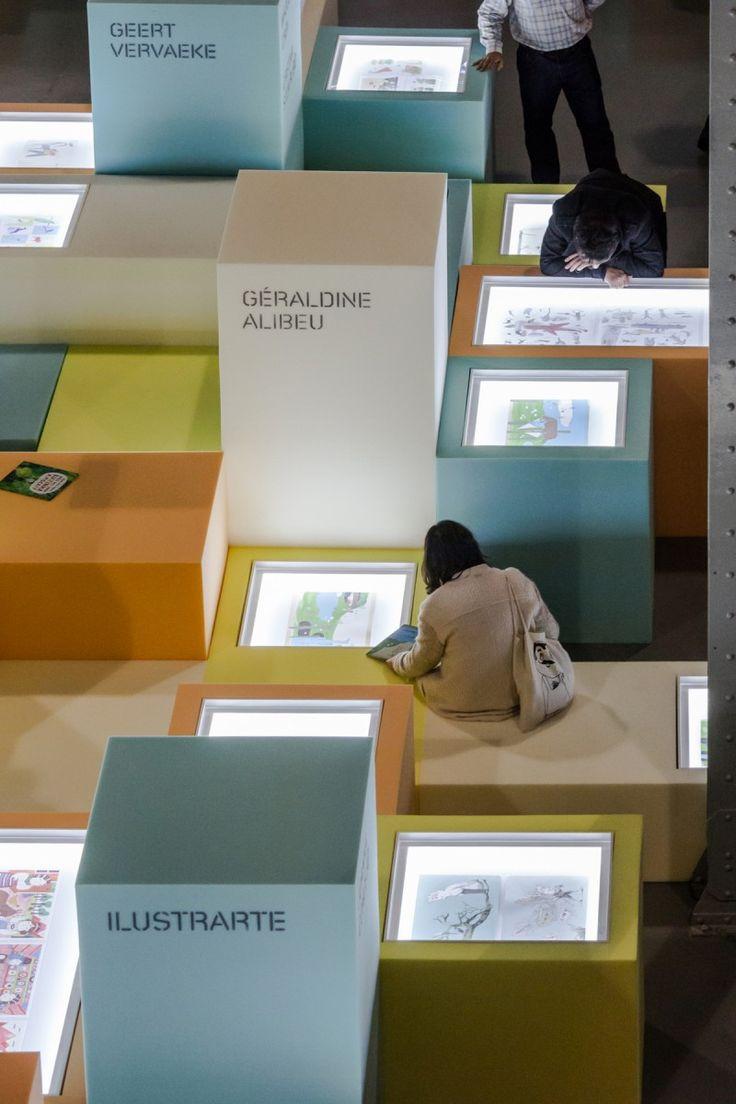 Biennial Children's Illustration for Children Designed by Pedro Cabrito and Isabel Diniz