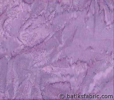 purple batik fabric